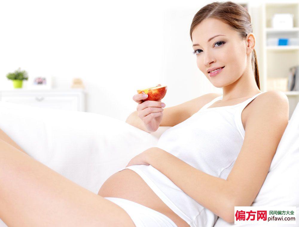孕妇非药物治疗感冒偏方
