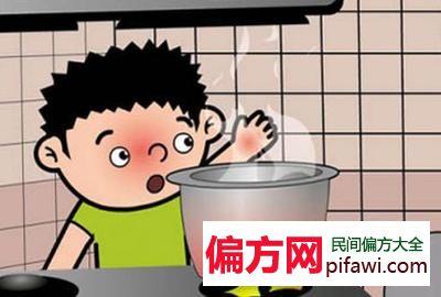 儿童烫伤千万别用抹牙膏的土方