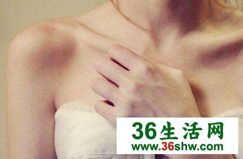 三个小偏方帮你治疗乳腺增生