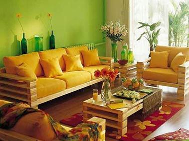 客厅如何装饰?如何用植物来装饰客厅