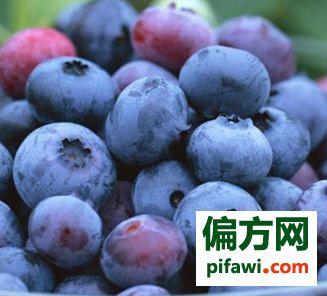 蓝莓的功效与作用 蓝莓的作用有哪些