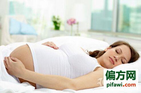 孕妈妈睡觉打鼾是因为睡得熟?