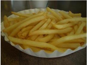炸土豆条的做法