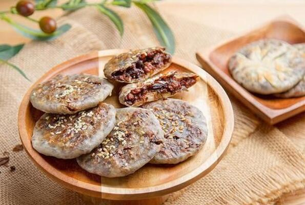 梅干菜饼的做法和梅干菜饼的配方