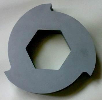 强力塑料粉碎机刀片 超大型粉碎机刀片定做