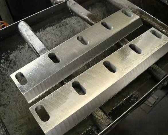 h13塑料粉碎机刀片