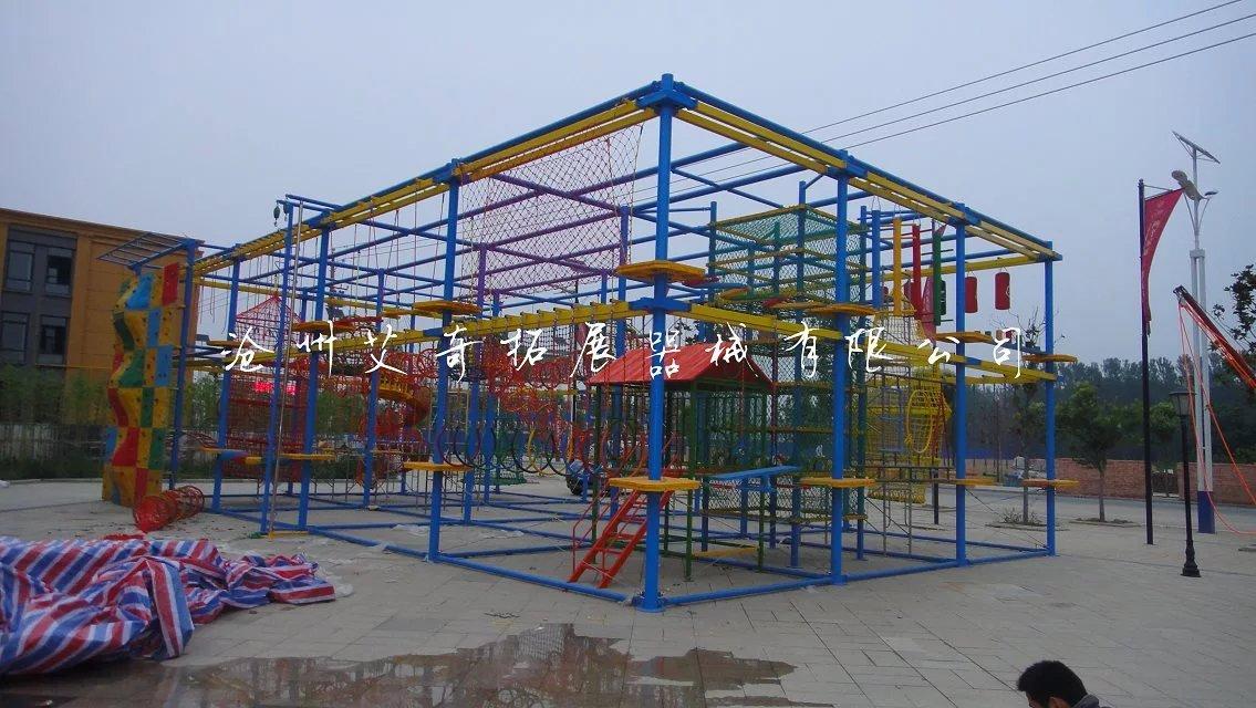 喜�:艾奇公司√在河南�_封�敉獍惭b的一套大�算�明白了她型�和�拓展器械完美收工!