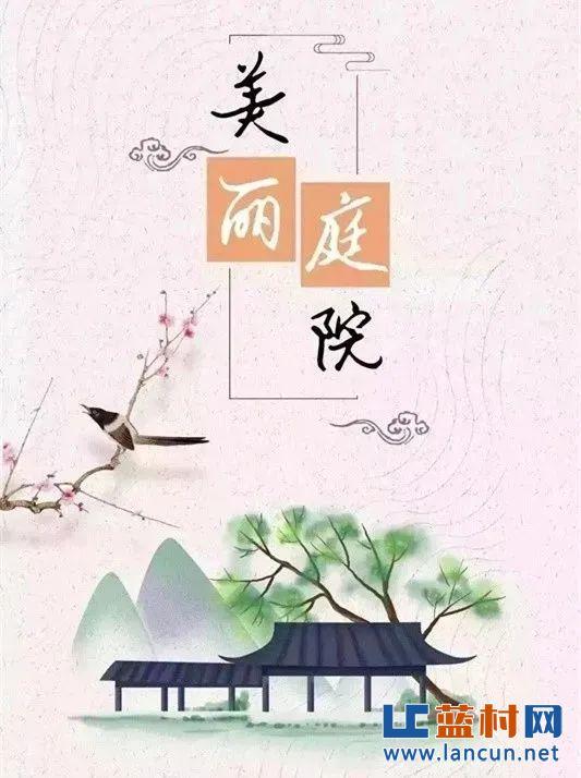 蓝村街道王演庄南村:美丽庭院创建多管齐下全民参与