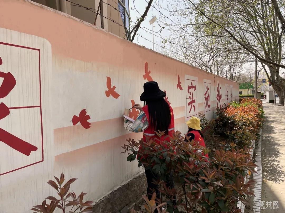 """墙""""话""""新时代——美丽乡村墙绘志愿者招募啦!等你来""""话"""""""