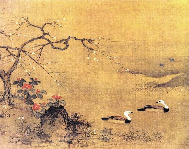 隋唐五代山水花鸟画分为哪几大流派