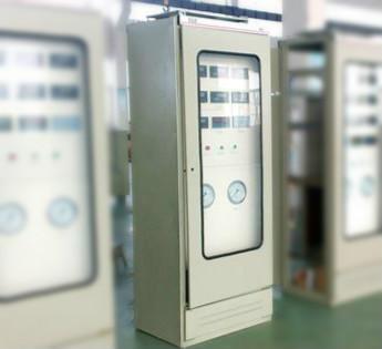 RY-CK15水轮发电机组测温制动屏