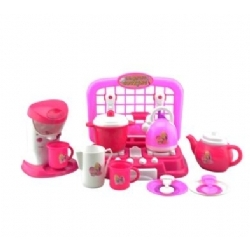 欢乐厨房套餐3685A 配件齐全 过家家玩具