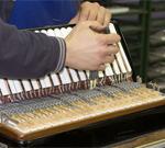 手风琴键盘