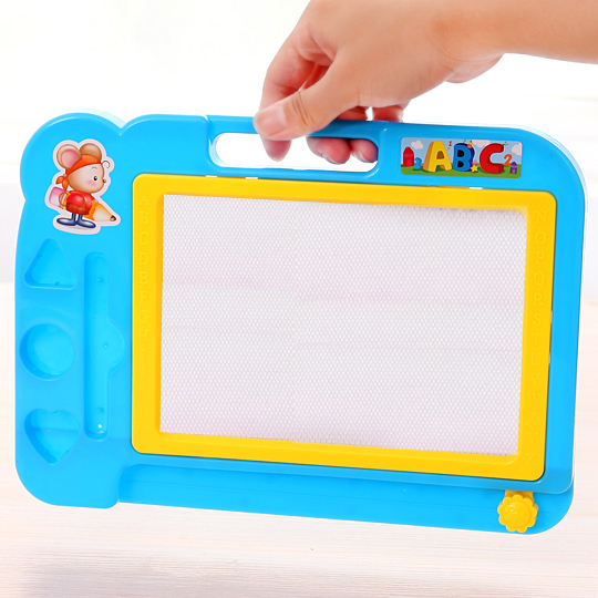 【特好商城0元购】儿童磁性画板 宝宝画画写字板益智玩具套装婴儿彩色小黑板
