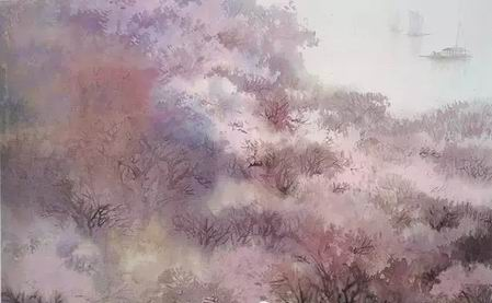 心中若有桃花源 何处不是水云间