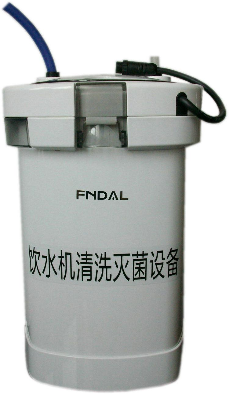 单通道饮水机清洗灭菌设备