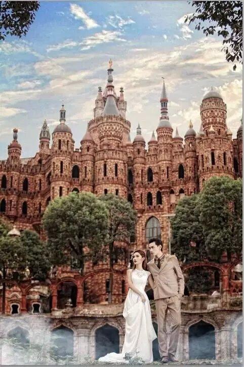 梦幻城堡(外景)