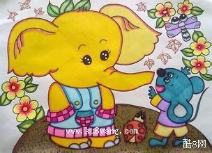 老鼠和大象