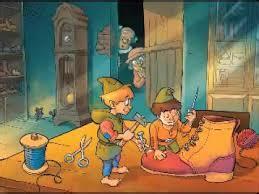 两个神秘的小鞋匠