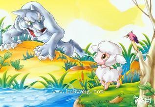 聪明的小羊智斗大灰狼
