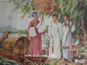 白娘子和许仙