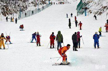 塔山滑雪场