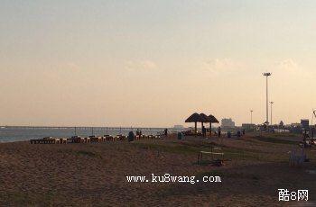 海阳万米沙滩