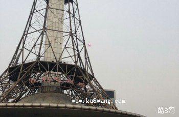 胜利电视观光塔