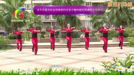 杨丽萍广场舞秀丽江山