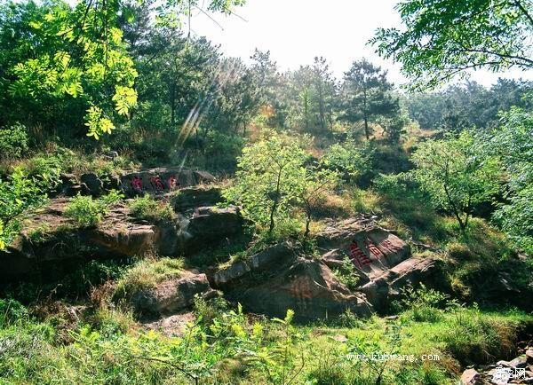 马陵之战古战场遗址
