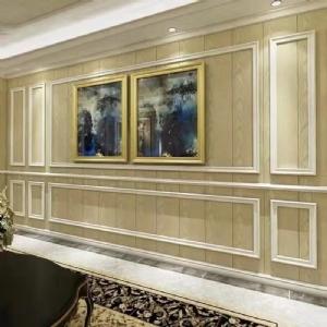 竹木纤维护墙板装饰