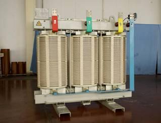 10kV、SG10型敞開通風系列干式配電變壓器