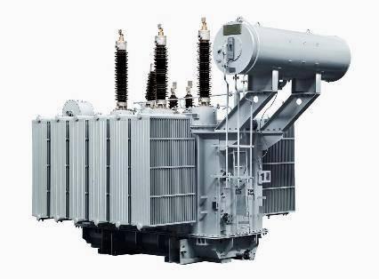 110kV三相油浸式電力變壓器