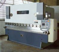 WC67K數控液壓板料折彎機