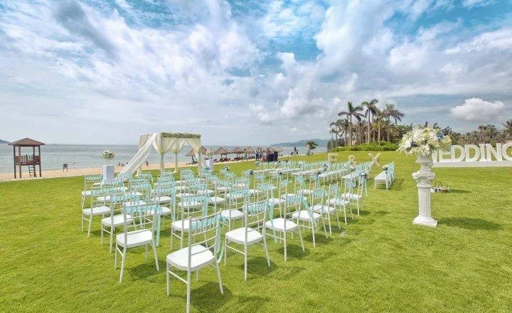 外场草坪婚礼