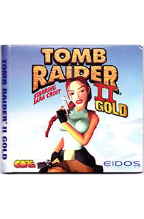 古墓丽影Ⅱ黄金版 PC版(纸袋简装、美国)