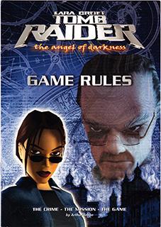 QfreeGames发行劳拉图板游戏(盒装、英国)