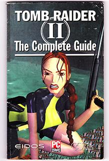 PC ZONE杂志1998年1月刊附送古墓丽影Ⅱ攻略小本(英国)