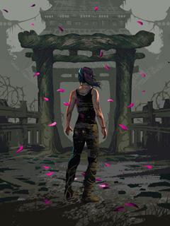 官方商城限量版:背水一战(No Turning Back)