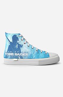 "GamerShoes可拆鞋:""古墓丽影:二十周年纪念版"""