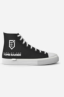 "GamerShoes可拆鞋:""古墓丽影:升级徽章"""