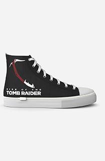 "GamerShoes可拆鞋:""古墓丽影:登山镐 - 黑色"""