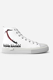 "GamerShoes可拆鞋:""古墓丽影:登山镐 - 白色"""
