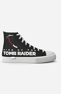 "GamerShoes可拆鞋:""古墓丽影:登山镐2 - 黑色"""