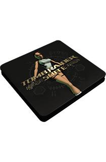 《古墓丽影组曲》众筹奖品:黄金终极版《古墓丽影组曲》豪华锡盒CD