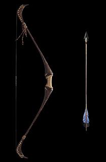 Weta出品《古墓丽影:暗影》弓箭