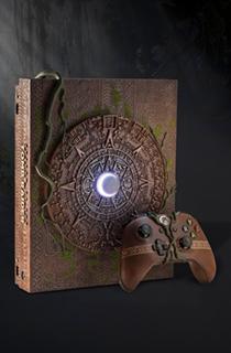 定制版《古墓丽影:暗影》Xbox One X 1TB主机