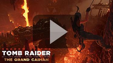 《古墓丽影:暗影 - 凯门巨鳄》视频攻略(英语繁体中文字幕)