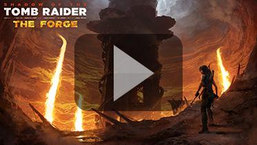 《古墓麗影: 暗影 - 命運鍛爐》視頻攻略
