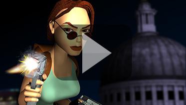 [世界纪录]《古墓丽影3:劳拉·克劳馥的冒险》不间断无条件全秘点竞速通关视频